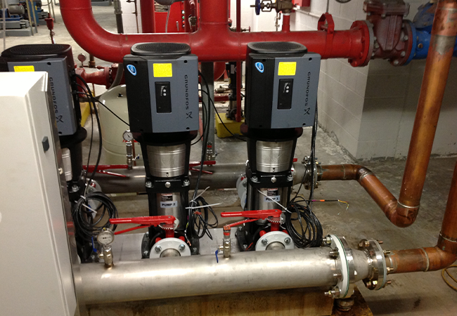 PUMP AND FLUID TRANSFER EXPERTISE